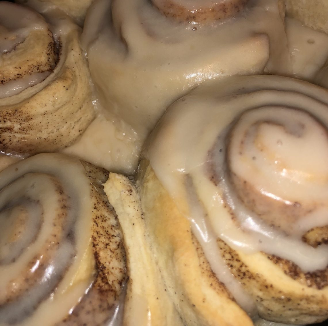 easy cinnamon rolls from scratch