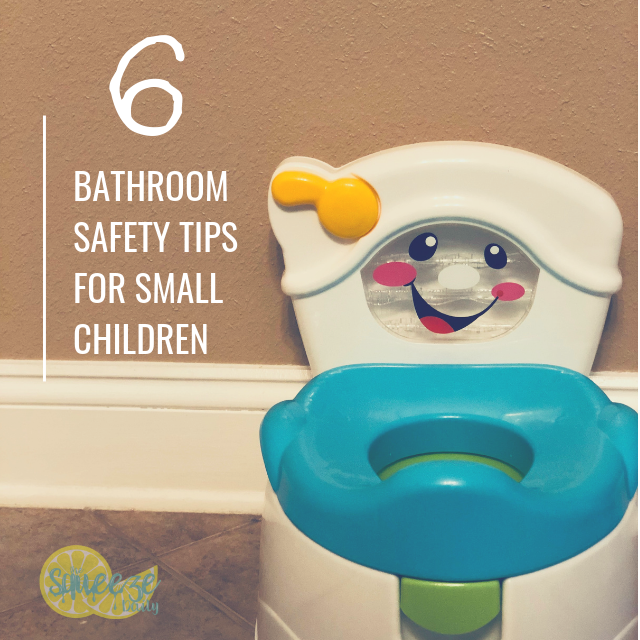 bathroom safety tips